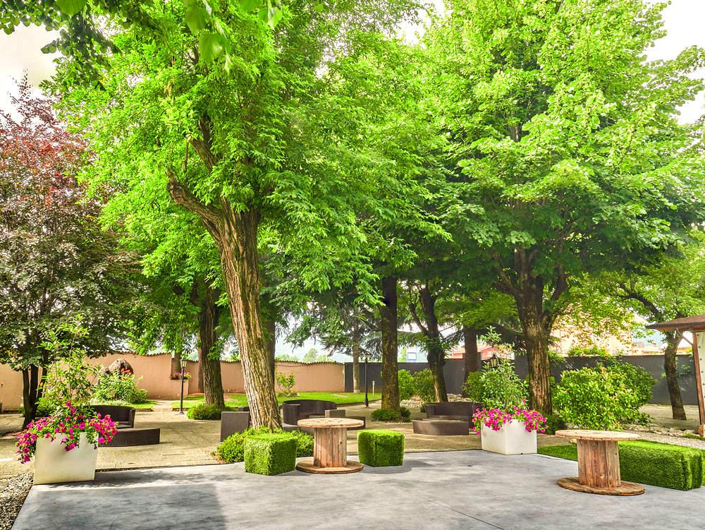 Pagoda Caraglio Parco